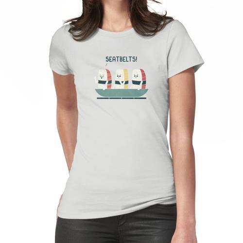 Sicherheitsgurt Frauen T-Shirt