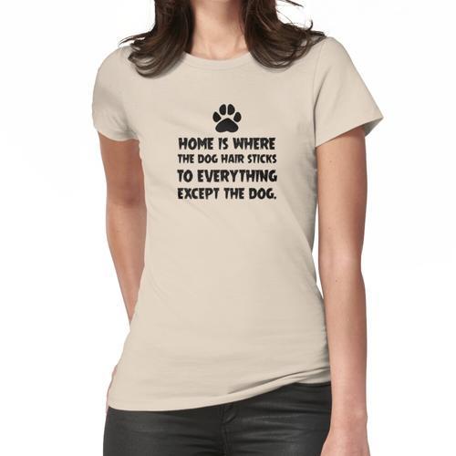 Hundehaar Frauen T-Shirt