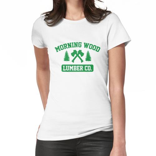 Morgen Holz Holz Co. Frauen T-Shirt