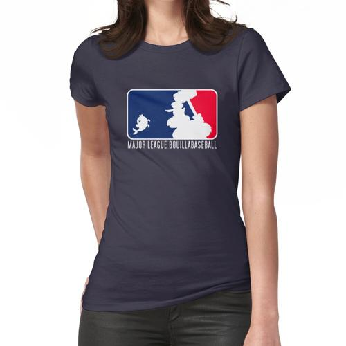MAJOR LEAGUE BOUILLABASEBALL Frauen T-Shirt