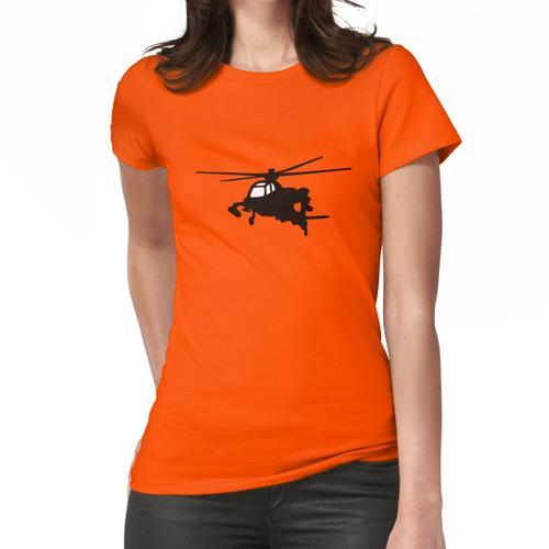 Hubschrauber Hubschrauber Frauen T-Shirt