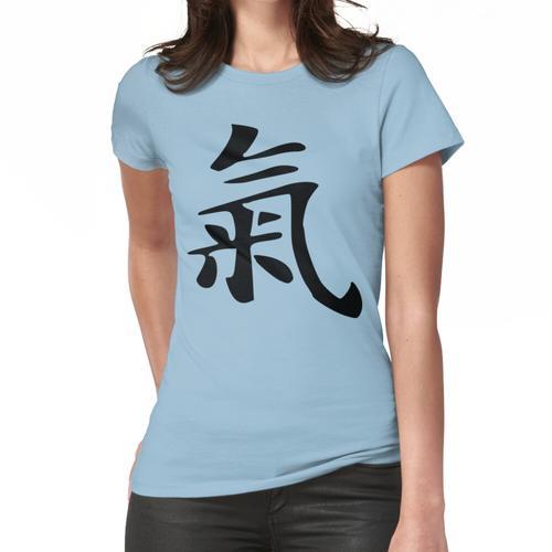 qi (genauer qì Frauen T-Shirt