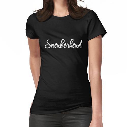 Sneakerhead T-Shirt für Sneaker Freak - Sneakerhead Print Frauen T-Shirt