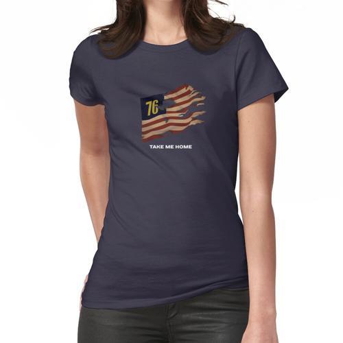 Bring mich nach Hause (zum Tresor 76) Frauen T-Shirt