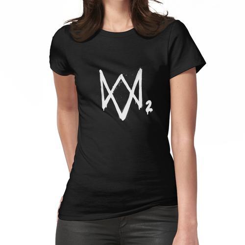 WatchDogs 2-Logo Frauen T-Shirt