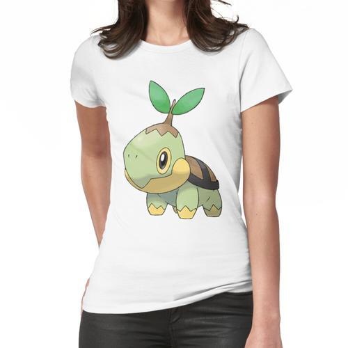 Turtwig Frauen T-Shirt