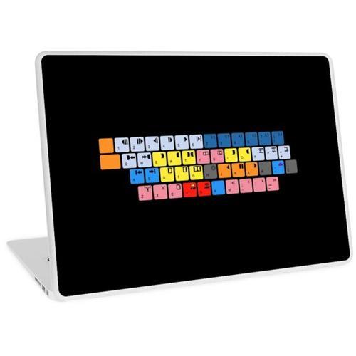 Avid Keyboard Laptop Skin