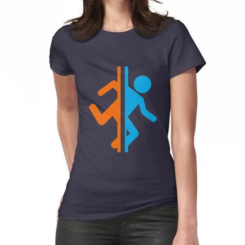 Portal - Portal Frauen T-Shirt