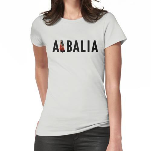 ALBALIA Frauen T-Shirt
