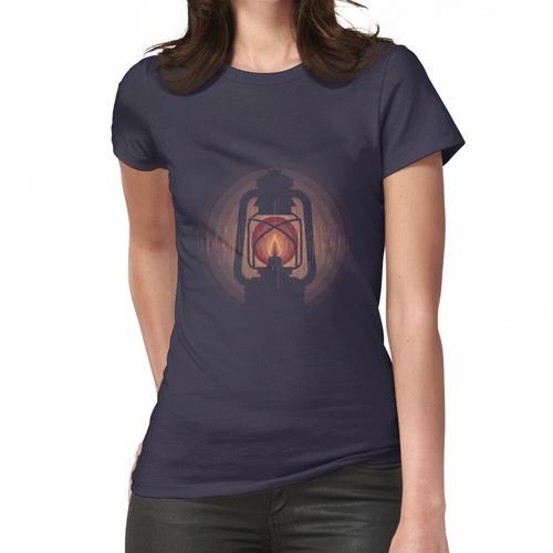 Öllampe Frauen T-Shirt