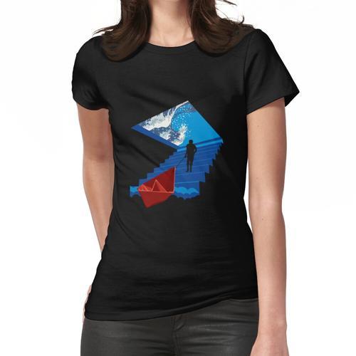 BOOTSTRAUM Frauen T-Shirt