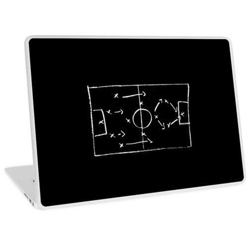 Fußball (Taktik) - Taktikzeit Laptop Skin