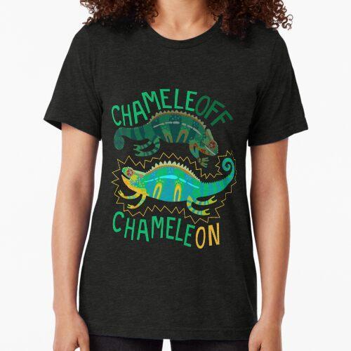 Chamäleon, Chamäleon Vintage T-Shirt