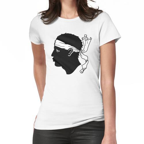 Korsika, Korsika Frauen T-Shirt