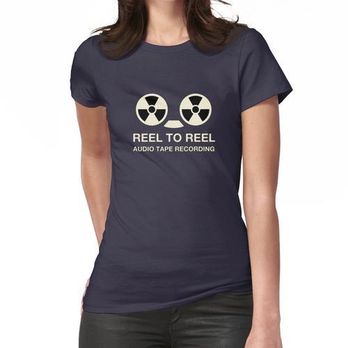 Rolle zum Aufrollen ATR Frauen T-Shirt