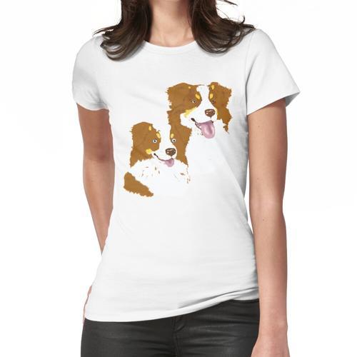 Barbara Anne Applegate. Frauen T-Shirt