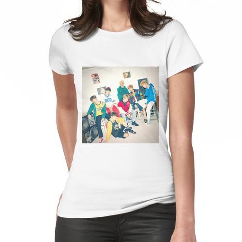 BTS MIC Tropfen / DNA / Kristallschnee Frauen T-Shirt