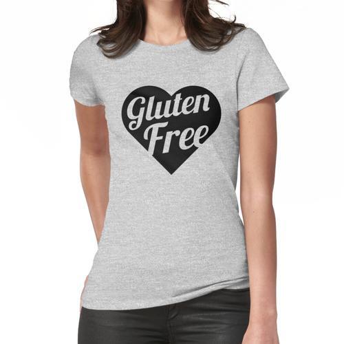 Glutenfreies Herz Frauen T-Shirt