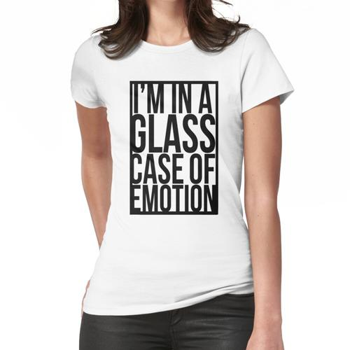 Glasvitrine der Emotion Frauen T-Shirt