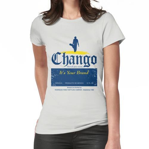 Chango Bier Frauen T-Shirt