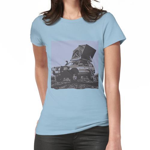 Toyota Dachzelt Frauen T-Shirt