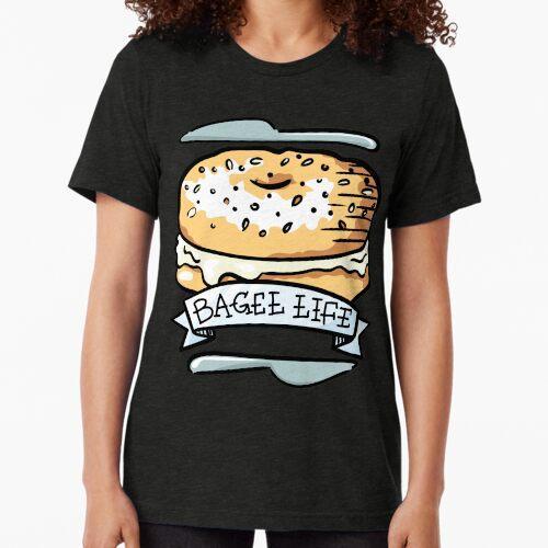 Bagel Life - Alles Bagels sind alles für mich Vintage T-Shirt