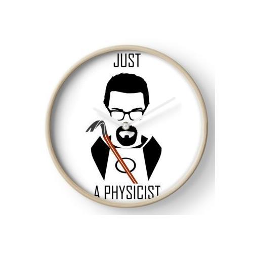 Nur ein Physiker Uhr