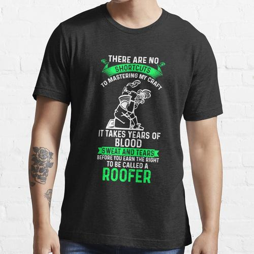 roofer - roofing - gift Essential T-Shirt
