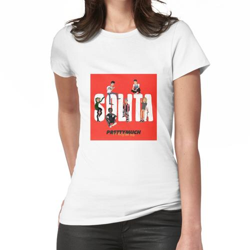 Solita Merch !!! #solitaszn Frauen T-Shirt