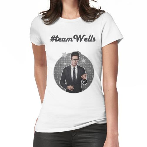 #teamWells Frauen T-Shirt