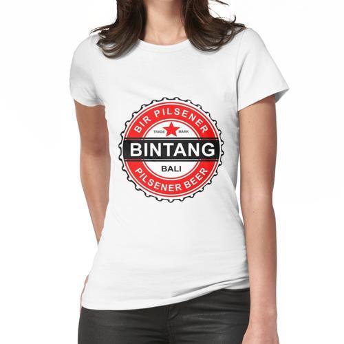 BIR BINTANG BALI BIER Frauen T-Shirt