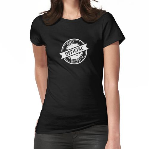 OFFIZIELLER WINDER INSPECTOR Stempel Logo ABDL Design Frauen T-Shirt