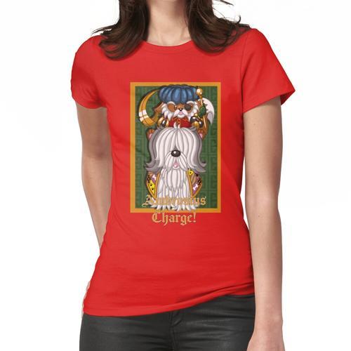 Sir Didymus Ambrosius Anklage! Frauen T-Shirt