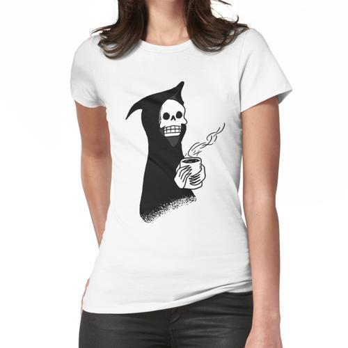 Blacker Kaffee, Blacker Soul Frauen T-Shirt