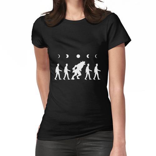 Werwolf Timelapse Frauen T-Shirt
