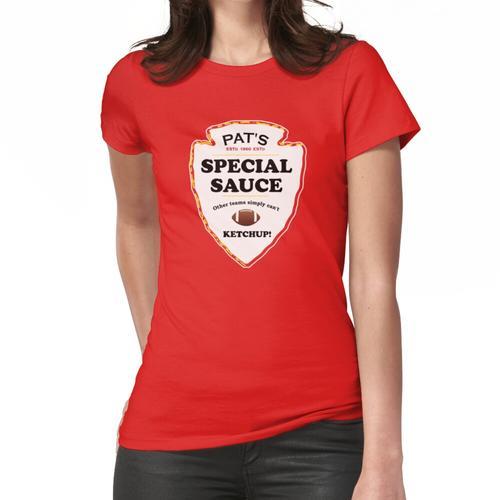 Pats Special Sauce Shirt Frauen T-Shirt