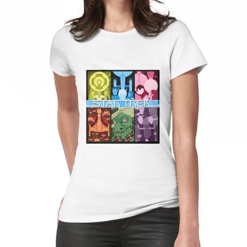 Stern Trekkin Frauen T-Shirt
