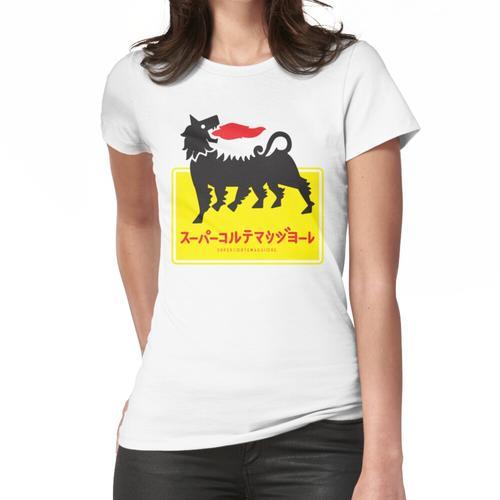 agip supercortemaggiore Frauen T-Shirt