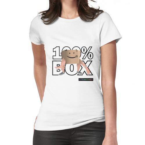 @theamazonbox 100% Box Frauen T-Shirt