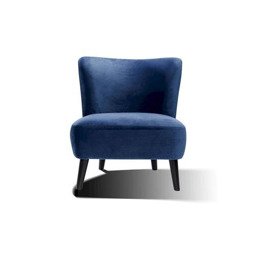 SIT Sessel Clear 6038-13 / B 73 x H 80 x T 77 cm / blau