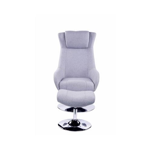 SIT Höhenverstellbarer Sessel inkl. Fusshocker 2455-32 / B 71 x H