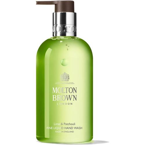 Molton Brown Lime & Patchouli Fine Liquid Hand Wash 300 ml Flüssigseife
