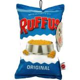 Ethical Pet Fun Food Ruffus Chips Squeaky Plush Dog Toy