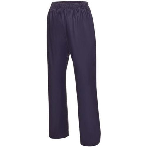 PU-Regenbekleidung-Bundhose »HÖRNUM« Größe XL blau, teXXor