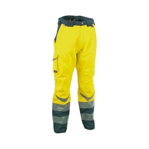 Warnschutz-Bundhose »SAFE« Größe 50 gelb, Cofra