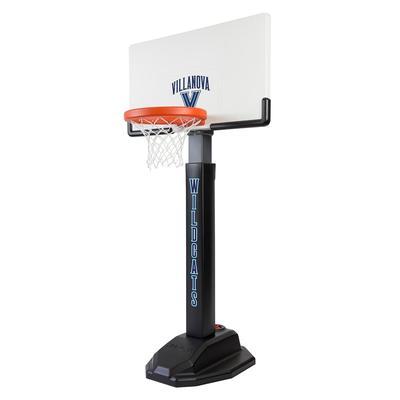 Villanova Wildcats Team Adjustable Basketball Set