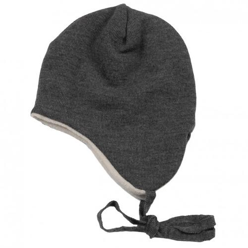 Reiff - Kid's Ohrenmütze Gr 54/56 schwarz