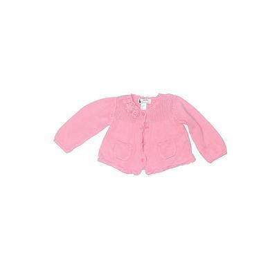 Baby Gap Cardigan Sweater: Pink ...