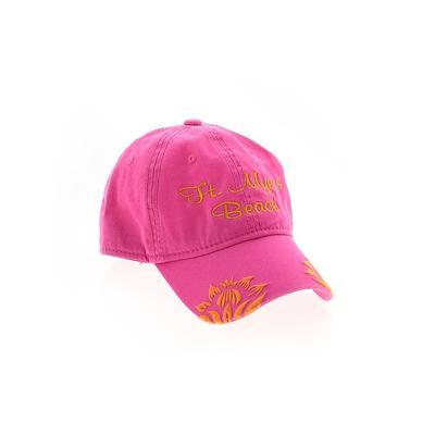 JHats Baseball Cap: Pink Accesso...