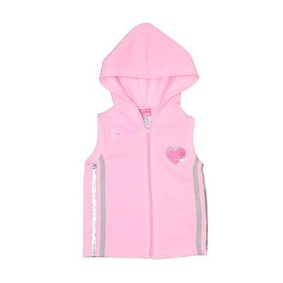 Diva Zip Up Hoodie: Pink Tops - ...